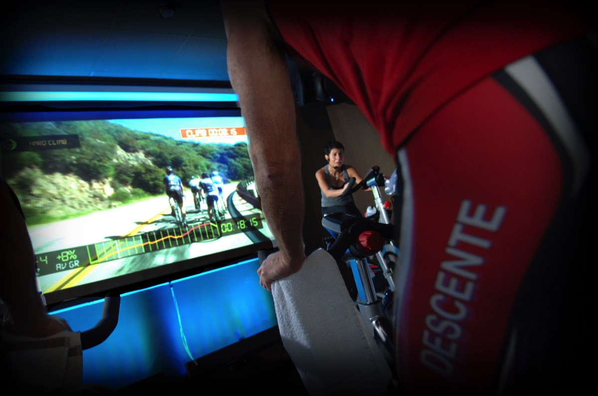 virtual cycling